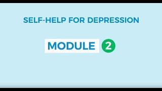 Self-help for depression 2: Behavioural Activation