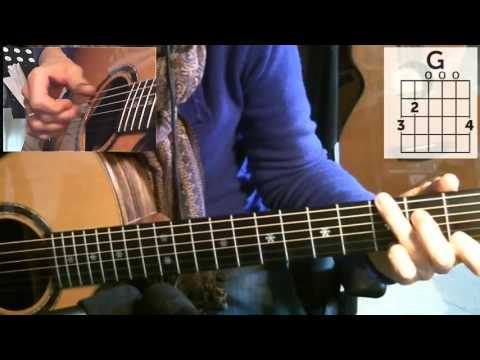 My Eyes Are Dry  by Keith Green - Guitar Tutorial - Cover in G