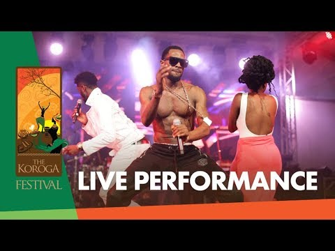 D'Banj - Oliver Twist Live at The Koroga Festival