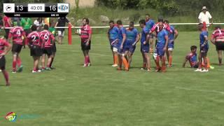 2ème mi temps  Rugby Finale Chpt de France 1ère série