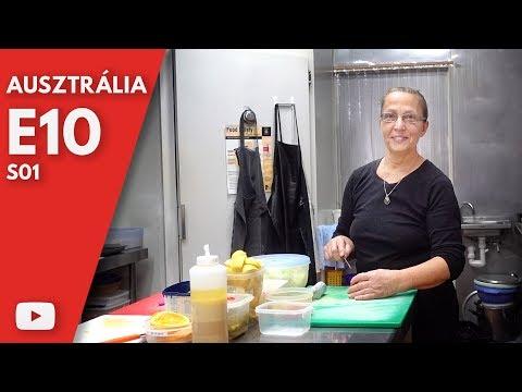Magyar étterem Ausztráliában // E10
