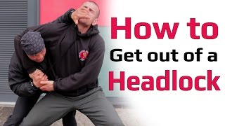 How to get out of a headlock you should know thumbnail
