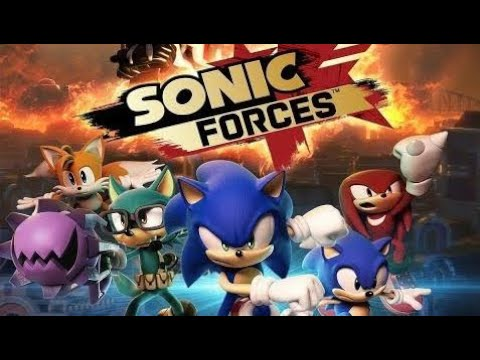 Sonic Forces - IN STOCK READY FOR SHIPPING / BUY NOW