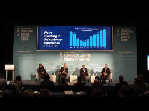 CEO Panel - 2016 Commercial Aviation Industry Summit
