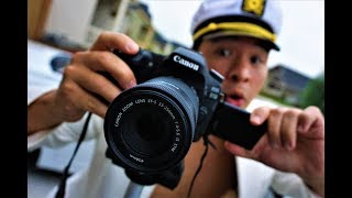 Canon 80D Hands On Review Premium Kit EF-S 18-55mm 55-250mm Thoughts Vs Sony amp Nikon