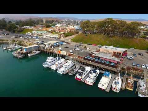 Morro Bay Part 1. Filmed with Phantom 4 (multi-rotor)