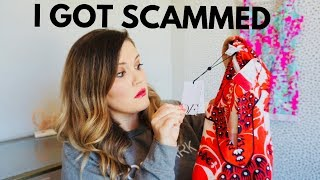 I Got Scammed At TJ Maxx! | Everything You Need To Know About Buying Fakes!