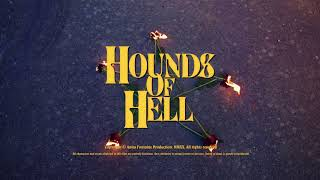 The Phoenix Foundation - Hounds Of Hell (with Nadia Reid) – Official Music Video
