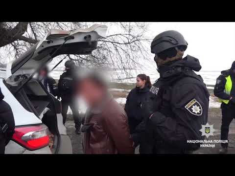 На Дніпропетровщині поліція