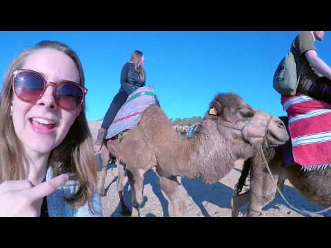 STUDY ABROAD    MOROCCO WEEKEND TRIP