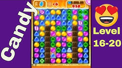 Free Games from the Chrome Web Store - Back to Candy Land Levels 16-20
