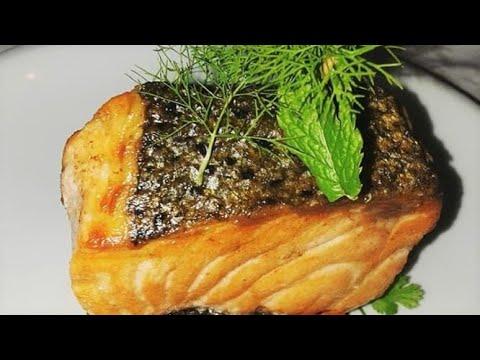Salmon how to cook a perfect pan fried salmon comment cuisiner un pav de saumon po l parfait - Comment cuisiner pave de saumon ...