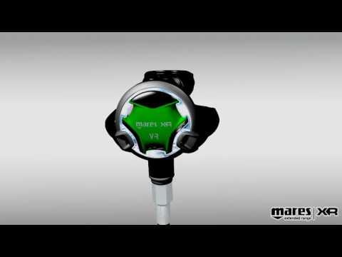 Mares XR - VR Regulator - 2017