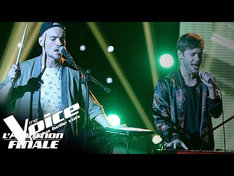 Rihanna (Bitch better have my money)   Kriill   The Voice France 2018   Auditions Finales