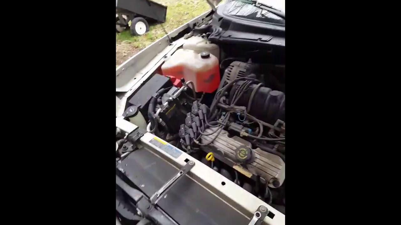 coolant change buick lesabre [ 1280 x 720 Pixel ]