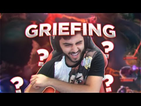 Yassuo | I'M GRIEFING?!?