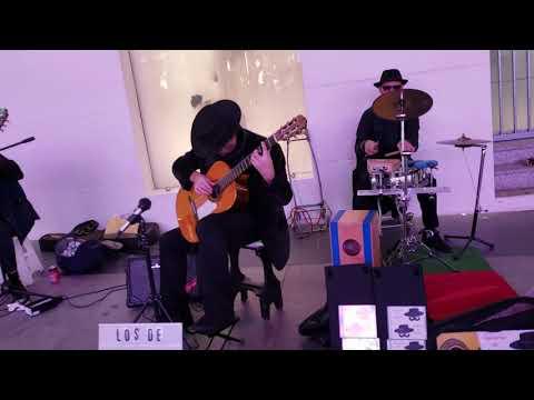 Los De La Vega - Artistas De Calle - Madrid
