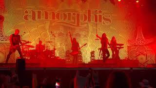 Amorphis - Heart of the Giant (29.7.2021, Kuopiorock, Finland)