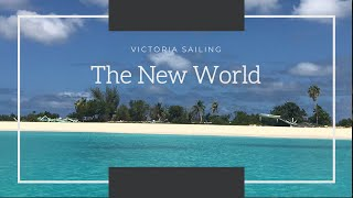 Victoria sailing to The New World
