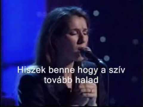 Celine Dion - My heart will go on, magyar felirattal