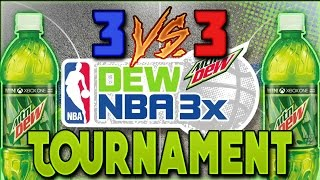 NBA 2K17 | Mountain Dew 3x Tournament INFO REVEALED! In-Game Tokens Have Been Announced!