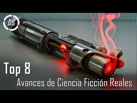 Top 8 advances science fiction could be Reales