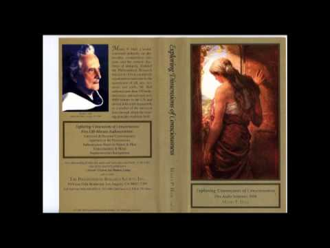 Exploring Dimensions of Consciousness - Superconscious Cognition - Manly P Hall - 5