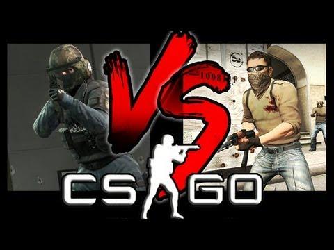 IT'S CS:GO TIME! (Versus)
