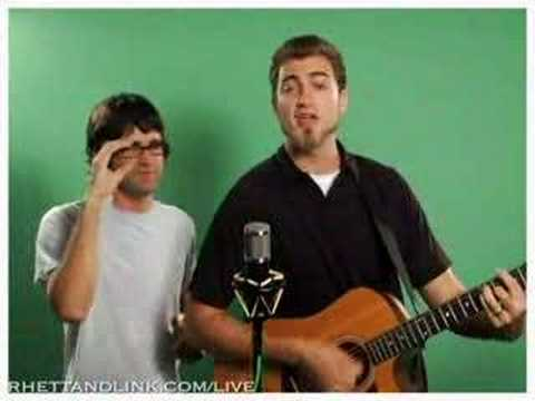NEW LIVE SHOW (see new time in description) - Watch the RhettandLinKast LIVE at its NEW TIME: