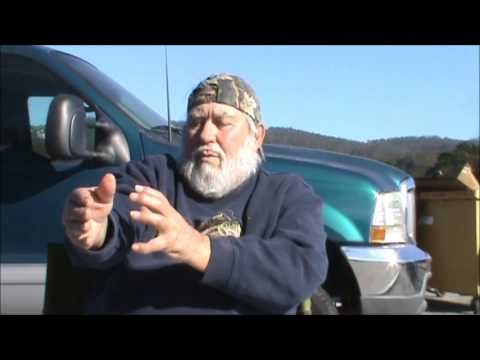 Bigfoot Sighting Mendocino County 1971 - Families Have Face to Face Encounter