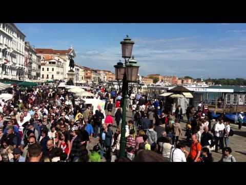 Venice travel vacations, promenade, san marco