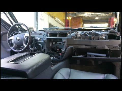 Change A Broken Dashboard. How To Change Dashboard On 2010 GMC Yukon