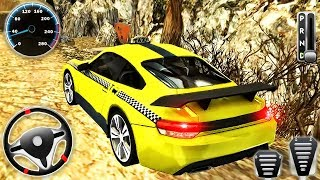 Off Road Taxi Hill Driver Game - Real 4x4 Car Driving Simulator - Android GamePlay