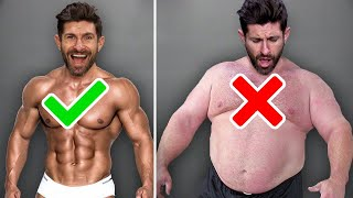 Get BIGGER Without Getting FAT! (Lean Bulking Tricks)