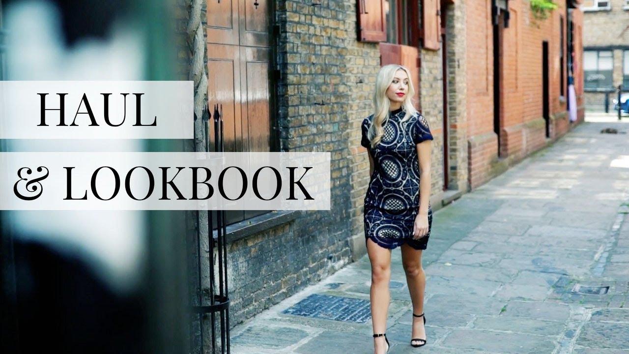 c92900b9e5b SUMMER DRESSES HAUL & LOOKBOOK - SILK FRED, BOOHOO, TOPSHOP | Scarlett  London