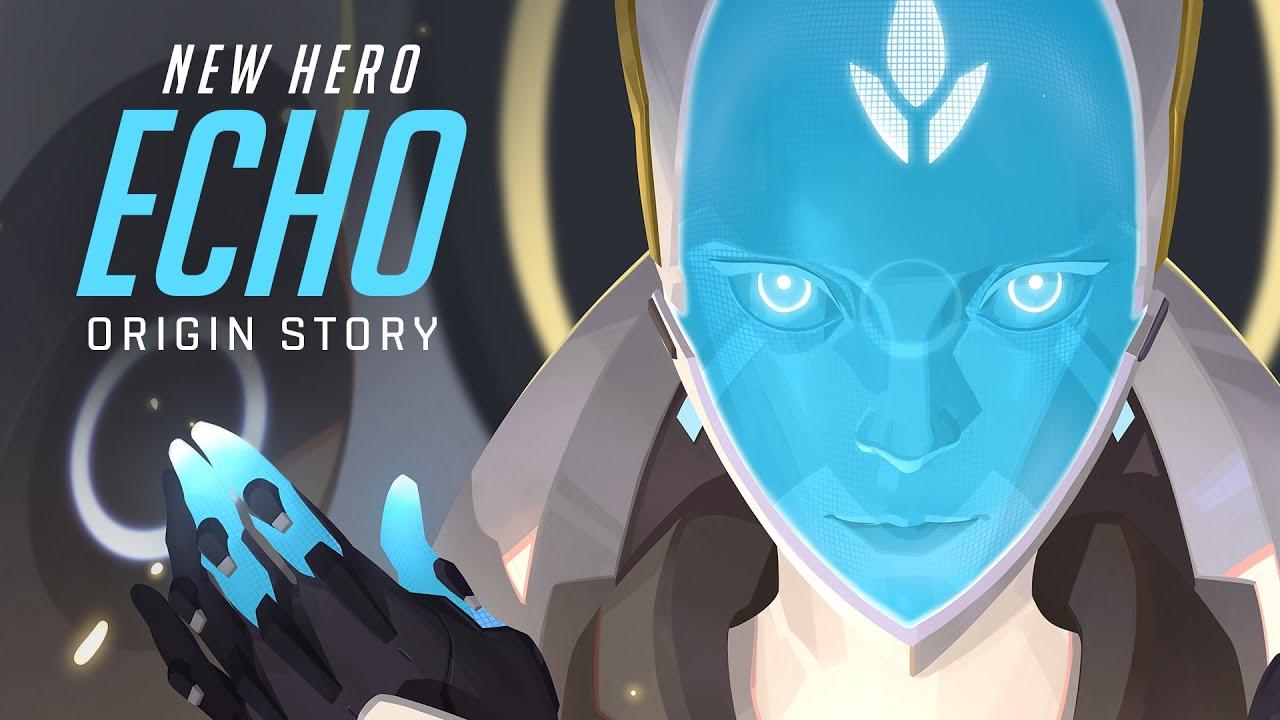 [NUEVO HÉROE - PRÓXIMAMENTE] Echo Origin Story | Supervisión + vídeo
