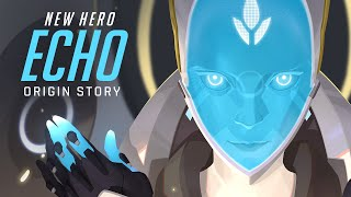 [NEW HERO - COMING SOON] Echo Origin Story | Overwatch