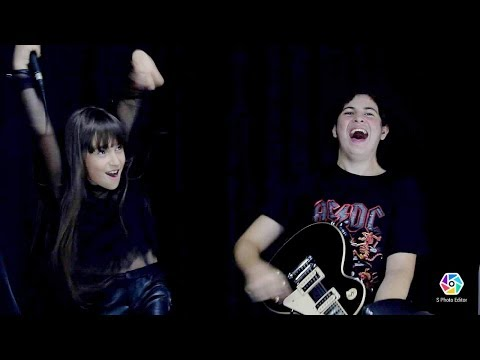Highway to Hell - AC/DC; Cover by Maia Malancus & Andrei Cerbu tribute to Malcolm Young