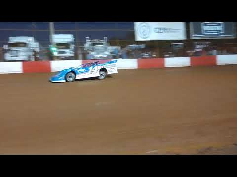 Lucas Oil hot lap group 2 at Dixie Speedway
