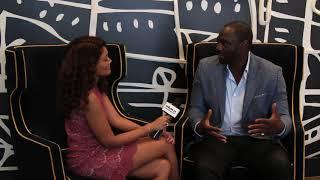 Adewale Akinnuoye Agbaje   Farming Interview 2018
