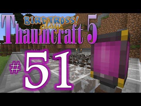 Minecraft Thaumcraft 5 #51 - Lamp of Fertility - YouTube