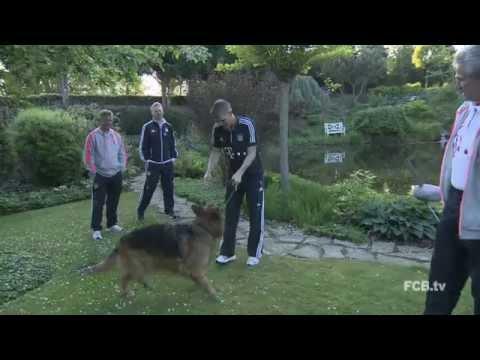 Bei Jupp Heynckes dahoam - die #FCBNews vom 19.05