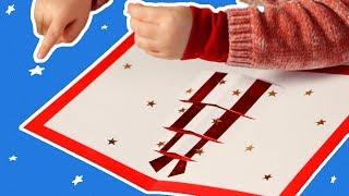 Deine Kinder werden diese Winter Bastelideen lieben! Sie sind spielend leicht!