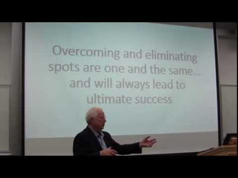 BYU MBA Lecture Series: George Snideman, Exxon, and Efficiency