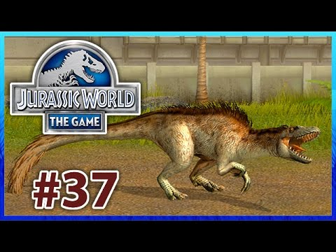 TANYCOLAGREUS | Jurassic World - El Juego | #37 | Gameplay Español