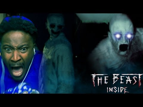 You Won't BELIEVE What's In This House | THE BEAST INSIDE Demo w/ HEART RATE MONITOR