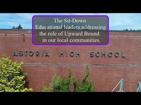 Upward Bound: The Sit Down - Astoria High School Staff