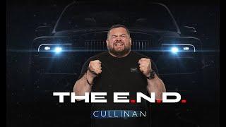 THE E.N.D #Cullinan Тачка за 37 миллионов.