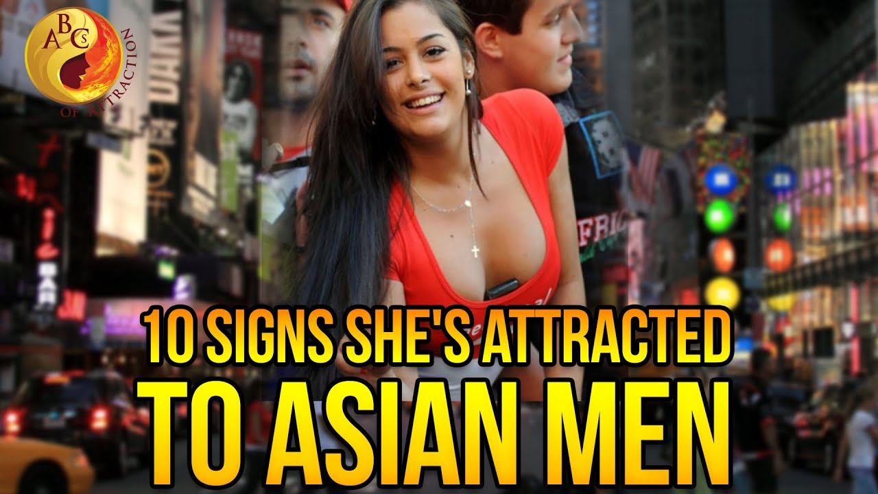 are asian women attracted to black men
