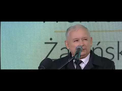 WHAT DOES Polish ruling party leader Jaroslaw Kaczynski THINK ABOUT ISRAEL??(english subtitles )